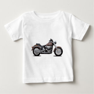 Harley Davidson Fat Boy Baby T-Shirt
