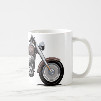 Harley Davidson Fat Boy Coffee Mug