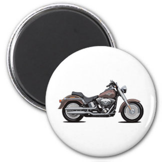 Harley Davidson Fat Boy Refrigerator Magnets