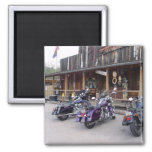 Harley Davidson Motorcycles by Western Saloon