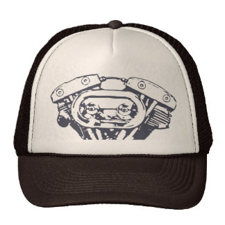 Harley Davidson Shovelhead Cap