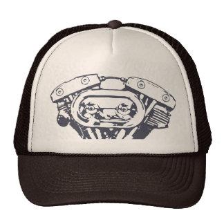 Harley Davidson Shovelhead Trucker Hats