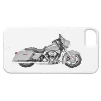 Harley FLHX Street Glide Hand Painted iPhone 5 iPhone 5 Cover