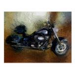 Harley Motorcycle Postcards
