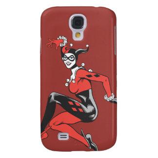 Harley Quinn 1 Galaxy S4 Case