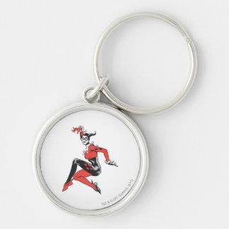 Harley Quinn 1 Key Ring