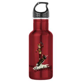 Harley Quinn Bombshell 532 Ml Water Bottle