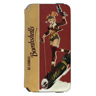 Harley Quinn Bombshell Incipio Watson™ iPhone 6 Wallet Case