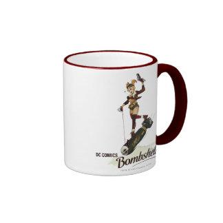 Harley Quinn Bombshell Mugs