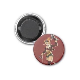 Harley Quinn Bombshell Refrigerator Magnets