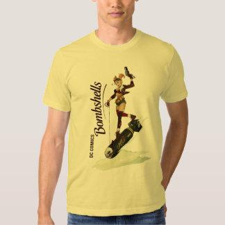 Harley Quinn Bombshell Shirts