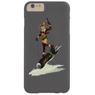 Harley Quinn Bombshells Pinup Barely There iPhone 6 Plus Case