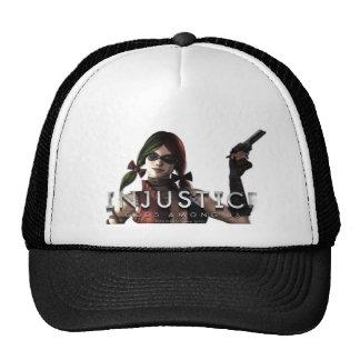 Harley Quinn Cap