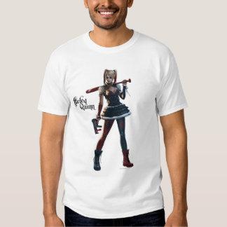 Harley Quinn With Bat Tshirt