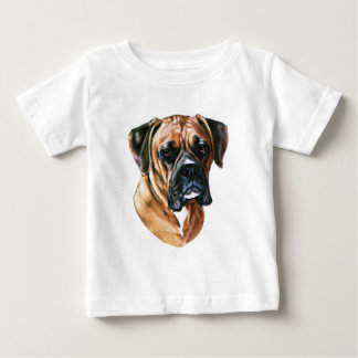 Harley the Boxer Baby T-Shirt