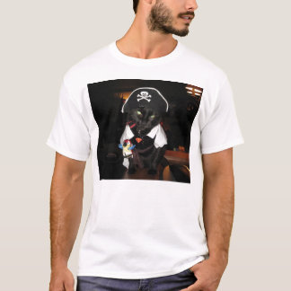 Harley the pirate cat T-Shirt