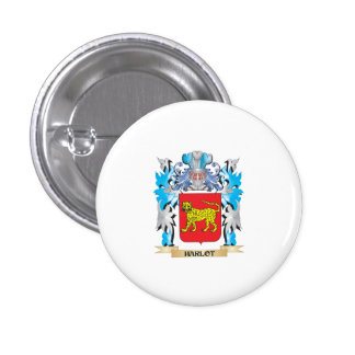 Harlot Coat of Arms - Family Crest Pin