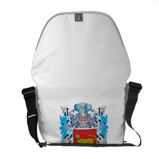 Harlot Coat of Arms - Family Crest Messenger Bags
