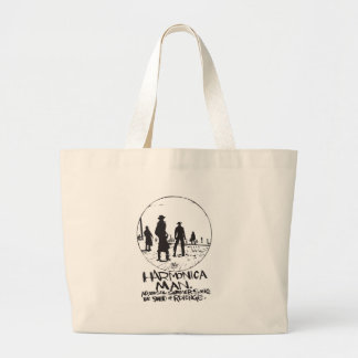 HARMONIC IN THE WEST TOTE BAG