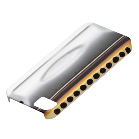 HARMONICA Chromatic Case For The iPhone 5