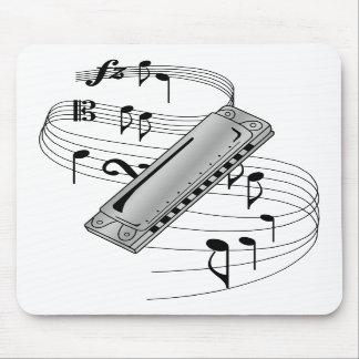 Harmonica Mouse Pads