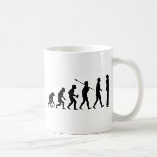 Harmonica Player Basic White Mug
