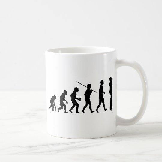 Harmonica Player Coffee Mug