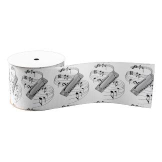 Harmonica Ribbon Grosgrain Ribbon