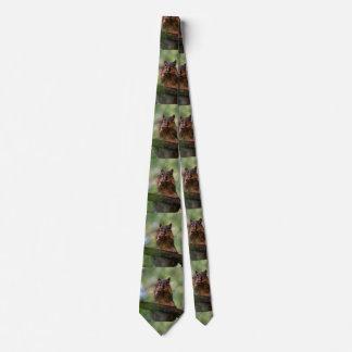Harmonica Squirrel Tie