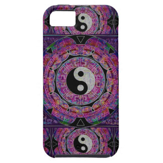Harmony & Balance Purple Mandala iPhone 5 Covers