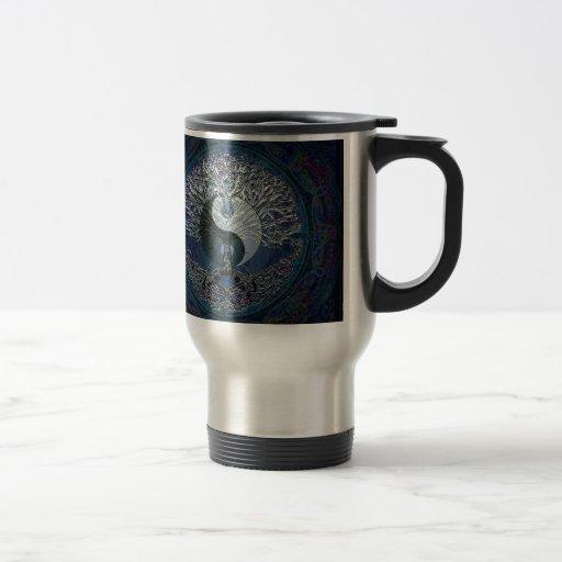 Harmony, Balance, Tranquility Coffee Mug