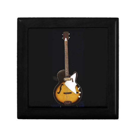 Harmony H22 Bass Guitar Gift Box