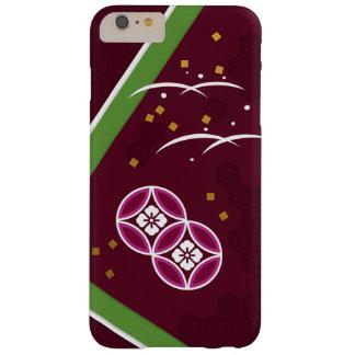 < Harmony handle (powdered tea azuki bean color) > Barely There iPhone 6 Plus Case
