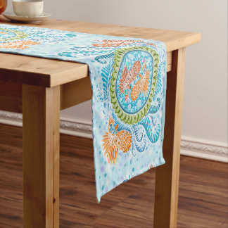 Harmony of the seas ,boho,hippie,bohemian short table runner
