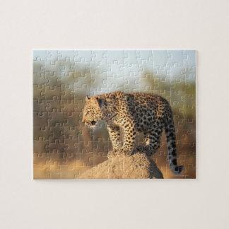 Harnas Wildlife Sanctuary, Namibia Jigsaw Puzzle