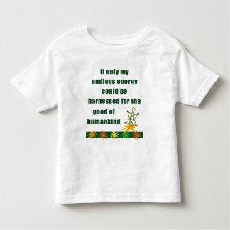 Harness Endless Energy Toddler T-Shirt