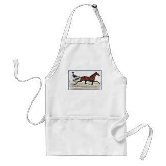 HARNESS HORSE RACER - VINTAGE STANDARD APRON