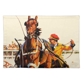 Harness Race Placemat