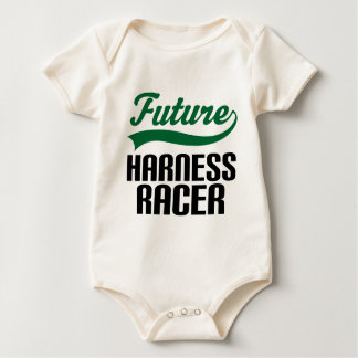 Harness Racer (Future) Baby Bodysuit