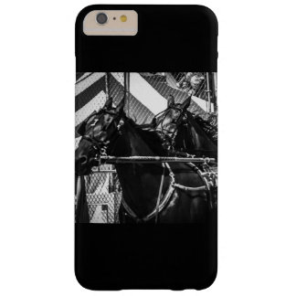 Harness Racing B&W Barely There iPhone 6 Plus Case