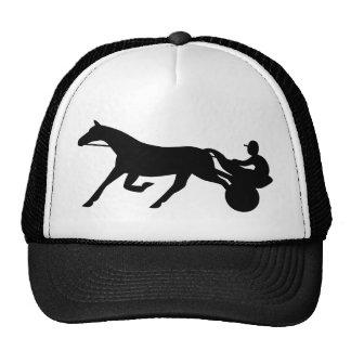 harness racing icon cap