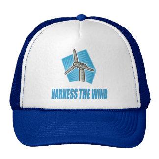 Harness the Wind Cap