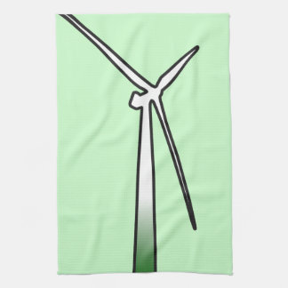 Harness The Wind Tea Towel