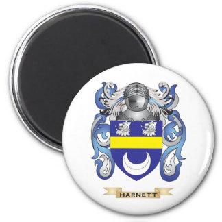 Harnett Coat of Arms (Family Crest) Magnets
