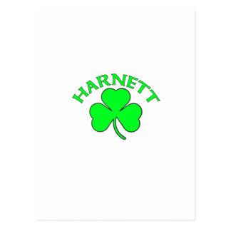 Harnett Postcard