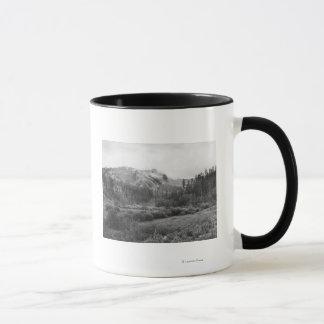 Harney's Peak after a Storm Photograph Mug