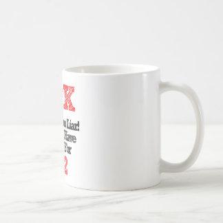 harold basic white mug