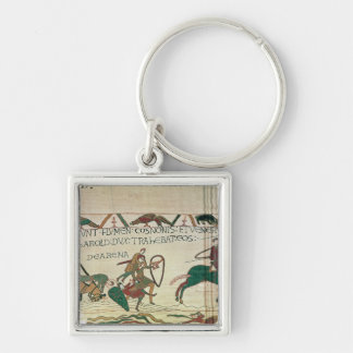 Harold Drags Soldiers from the Quicksand Key Chains