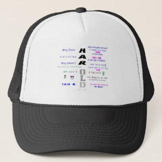 Harold - H Trucker Hat