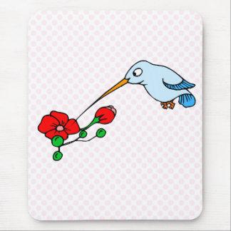 Harold Hummingbird Mouse Pad